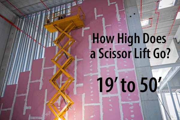 2019 Average Scissor Lift Prices (New, Used, Rental or Lease Rates