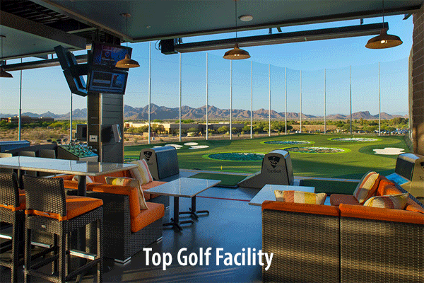 2019 Average Costs to Start a TopGolf Franchise: TopGolf