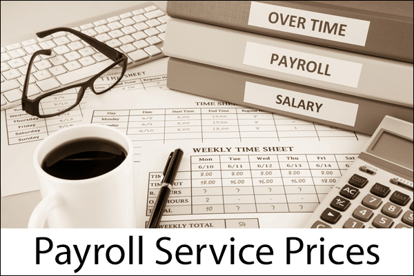 ADP Payroll Service Prices