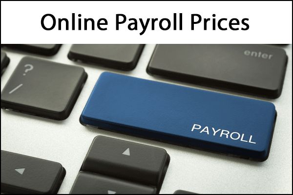 Online Payroll Service Prices