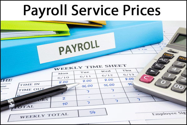 Payroll Service Prices