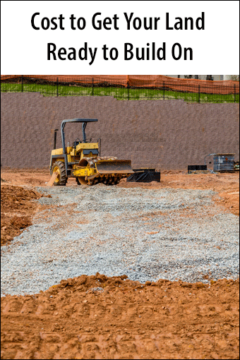 2019 Average Site Preparation and Land Clearing Cost