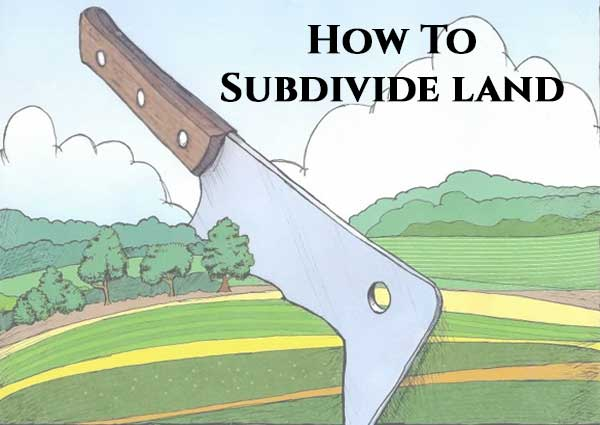 2019 Average Sudividing Cost Calculator - Step-By-Step Guide