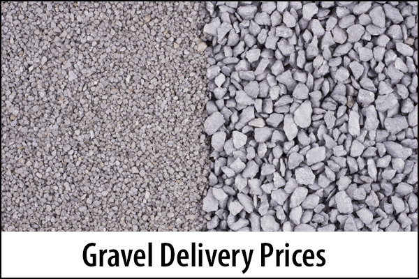 2019 Average Gravel Delivery Prices: How Much Does Crushed
