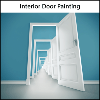 Average Cost To Paint Interior Doors