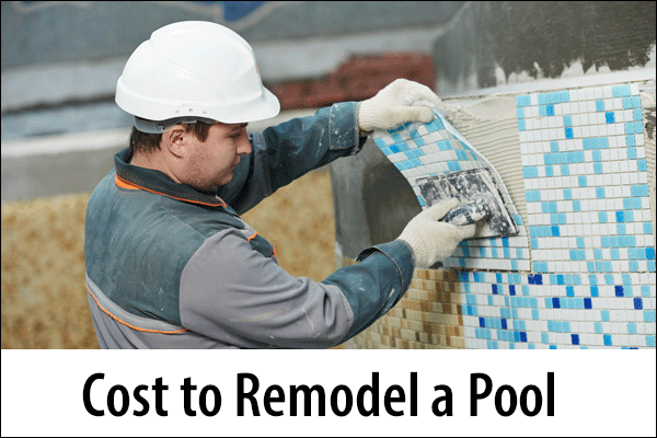 2019 average swimming pool remodeling costs how much does - How much does the average swimming pool cost ...
