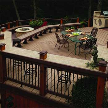 Installing A Rail Bar Top An Easy And Inexpensive Way To