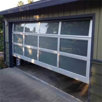 New Generation Of Residential Garage Door Styles Add Curb