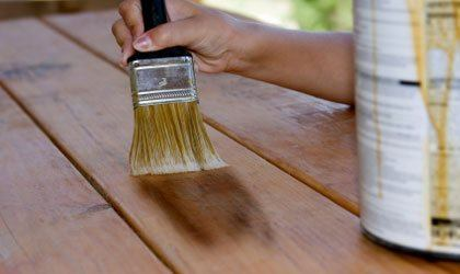 Compare Deck Paint vs Stain