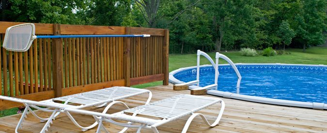 2018 average above ground swimming pool costs buying for Above ground pool buying guide