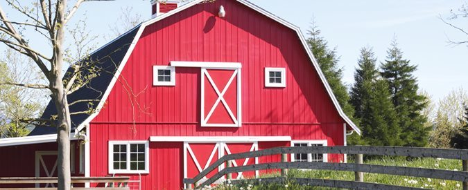 Compare 2018 average barn price quotes how much does it for Average cost to build an a frame house