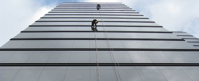 Commercial Window Cleaner Costs