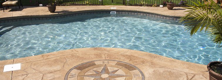 2018 average concrete pool installation costs a break - How much does the average swimming pool cost ...