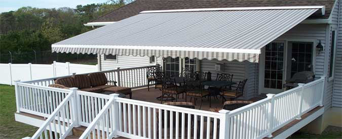 shading your deck or patio: 2017 average awning costs - a guide to