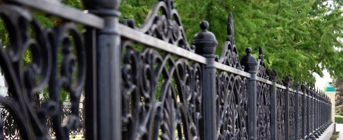Wrought Iron Fence Prices