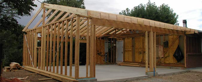 2018 average garage cost calculator garage building 101 for Building detached garage cost