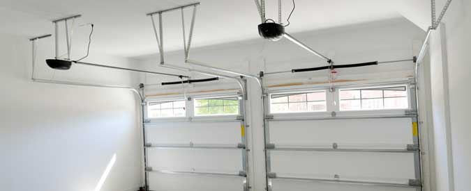 Belt Garage Door