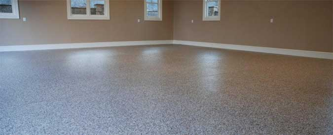 Spruce up your garage floor by applying an epoxy coat to the garage floor epoxy coating solutioingenieria Image collections
