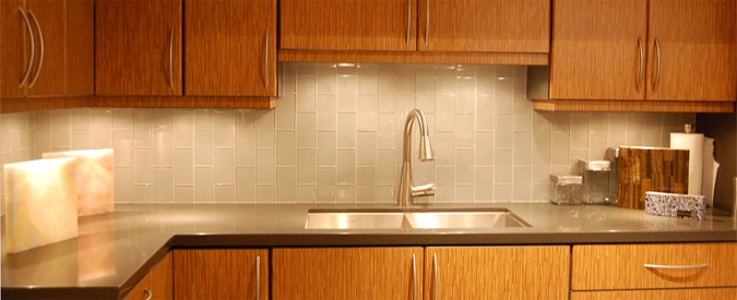 inexpensive kitchen backsplash ideas - budget friendly backsplash