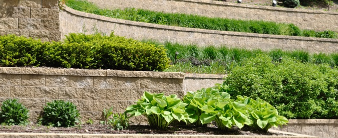 2020 Average Retaining Wall Installation Costs How Much Does It