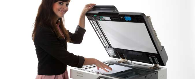 Sharp vs Canon Copier