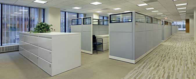 Compare 2018 Average Cubicle Vs Private Office Costs