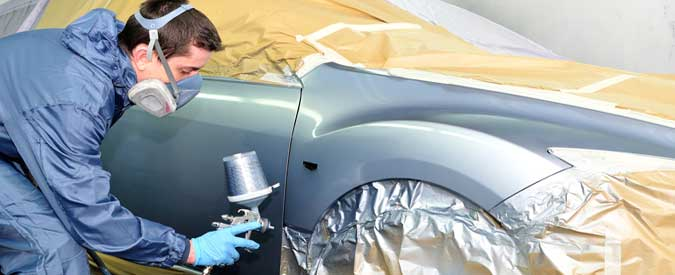 Compare 2018 average costs to powder coat vs paint pros for Best auto body paint shop