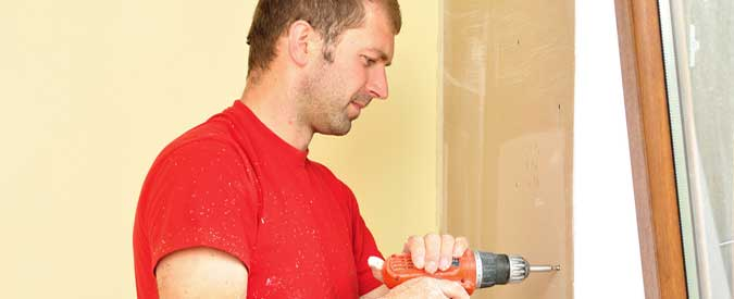 Hang and Tape Drywall