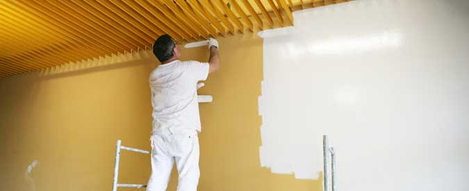 2018 average interior painter cost calculator how much - Cost of painting interior of home ...