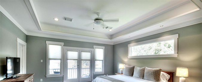 Cost to Install a Tray Ceiling