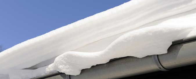 Roof Roof Snow Removal