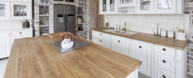 Compare Pros And Cons Of Wood Countertops 2019 Average
